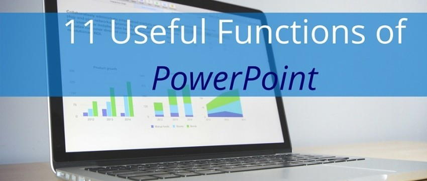 Functions of PowerPoint