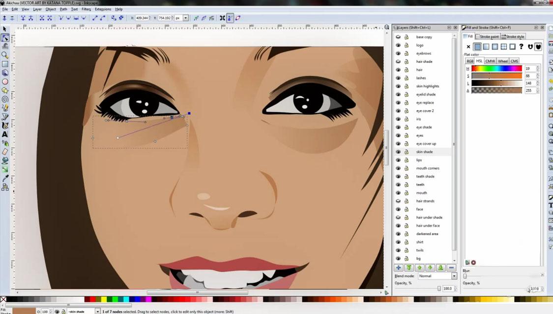 inkscape Program for Creativity