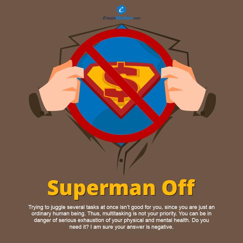 Superman Off