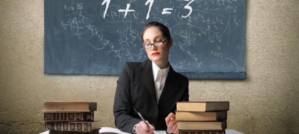 woman professor