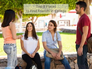 Best Places to Make Friends