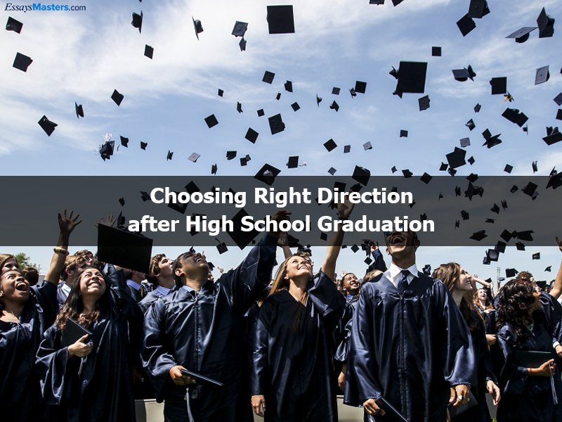 What to Do after You Graduate from High School