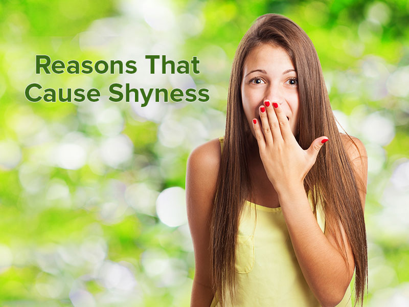 What Causes Shyness