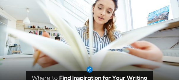Where to Find Inspiration for Your Writing