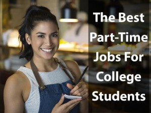 Half-Time Jobs for Students