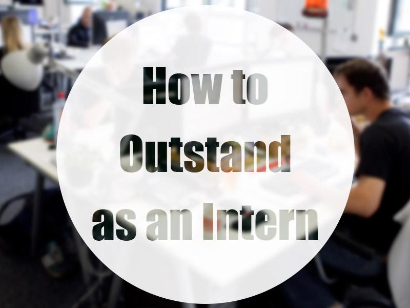 Internship Tips