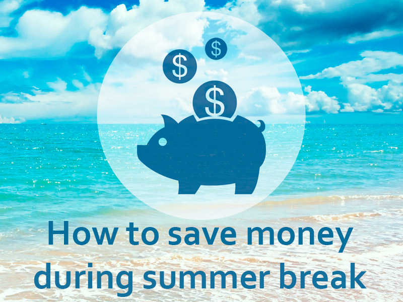 How to Spend Less Money This Summer