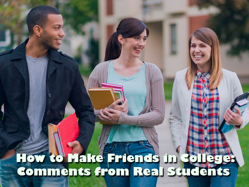 Socializing in College: Guide To Making Friends