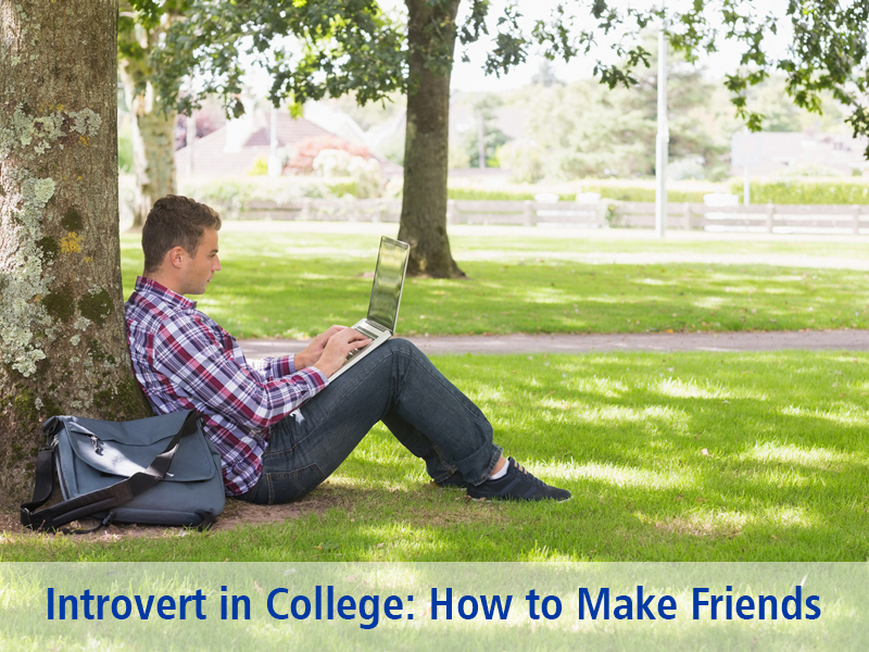 Tips For Introverts: How To Be Social In College