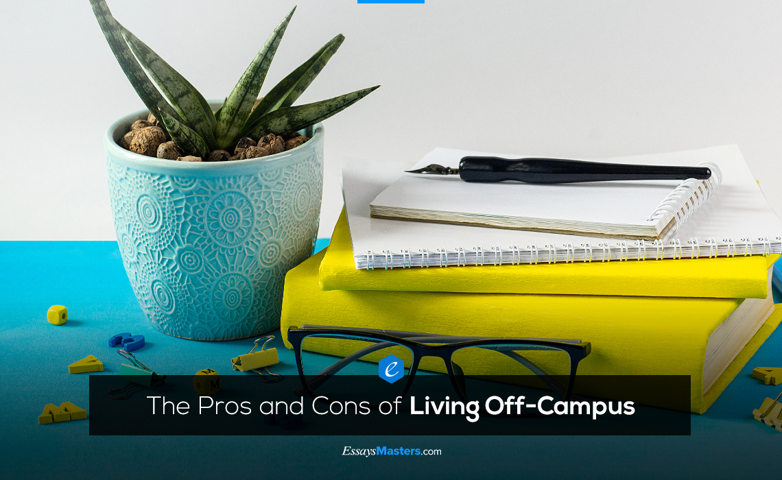 The Pros and Cons of Living Off Campus