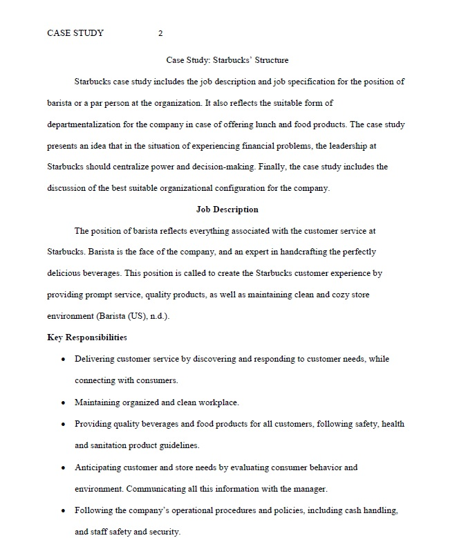 case study writing guidelines