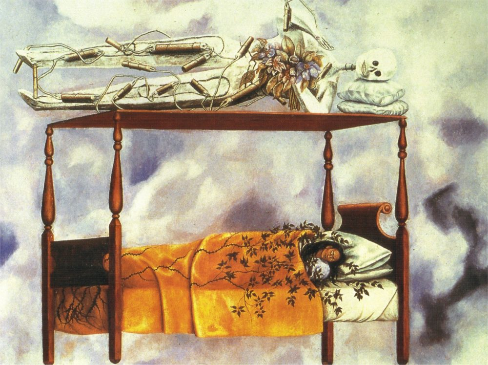 Frida Kahlo Dream