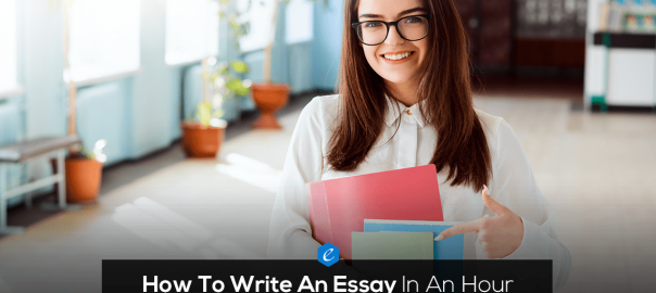 How to write an essay in an hour