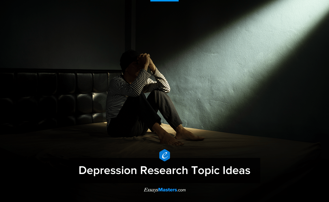 Depression Research Topic Ideas