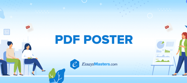 PDF Poster Writing Service