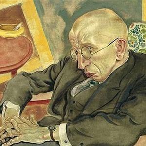 The Poet Max Herrmann-Neisse
